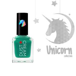 ΒΕΡΝΙΚΙ DUST+CREAM UNICORN No 027 ΤΥΡΚΟΥΑΖ FOREST PROTECTOR
