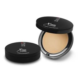 MAKE UP MATTE ΚΡΕΜΩΔΕΣ COMPACT DUST+CREAM No4 LIGHT SKIN