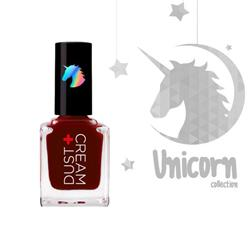 ΒΕΡΝΙΚΙ DUST+CREAM UNICORN No 038 ΜΠΟΡΝΤΟ RING THE ALARM