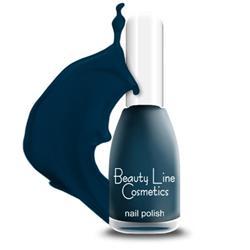 ΒΕΡΝΙΚΙ BEAUTY LINE Νο 663 ΜΠΛΕ ΡΑΦ ΣΚΟΥΡΟ LOVE THE BLUES