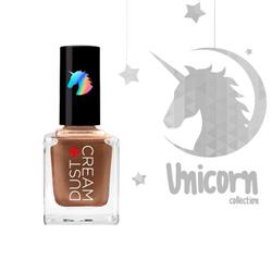 ΒΕΡΝΙΚΙ DUST+CREAM UNICORN No 087 METAL BRANDY