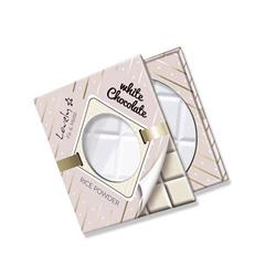 ΠΟΥΔΡΑ ΔΙΑΦΑΝΗ RICE POWDER LOVELY FIX & MATTE TRANSPARENT POWDER  WHITE CHOCOLATE