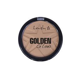 ΠΟΥΔΡΑ LOVELY Νο 04 GOLDEN GLOW