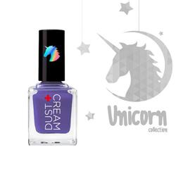 ΒΕΡΝΙΚΙ DUST+CREAM UNICORN No 013 ΜΩΒ PURPLE MADNESS