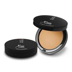 MAKE-UP ΜΑΤΤΕ ΚΡΕΜΩΔΕΣ COMPACT  DUST+CREAM No1 NATURAL BEIGE