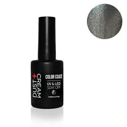 ΒΕΡΝΙΚΙ DUST+CREAM ΗΜΙΜΟΝΙΜΟ UV & LED SOAK OFF No 421 CARBON GLITTER