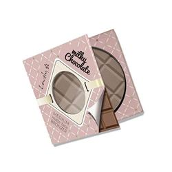ΠΟΥΔΡΑ ΜΠΡΟΝΖΕ MAT LOVELY DEEP MATTE FACE BRONZER MILKY CHOCOLATE