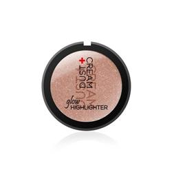 ΠΟΥΔΡΑ ΛΑΜΨΗΣ GLOW HIGHLIGHTER ROSE DUST+CREAM No 03 ROSA LUMOS