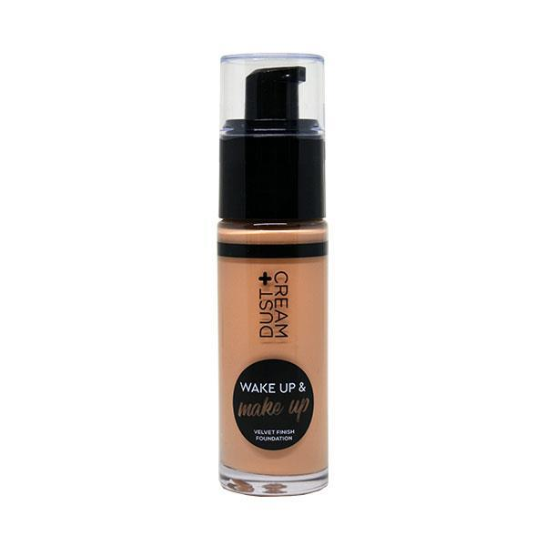 MAKE UP ΥΓΡΟ ΣΕ DISPENSER DUST+CREAM WAKE & MAKE UP Νο 03 ALMOND