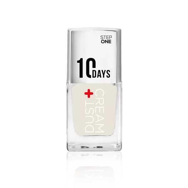 ΒΕΡΝΙΚΙ DUST+CREAM 10 DAYS Νο 512 ANTI-FLASH WHITE